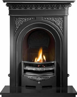Nottage Cast Iron Fireplace Combination