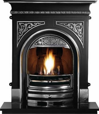 Tregaron Cast Iron Fireplace Combination